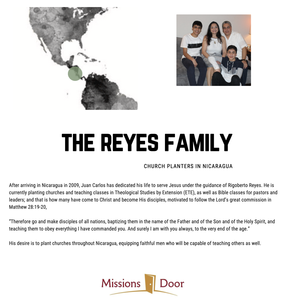 The reyes family